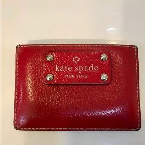 Kate Spade Card Case